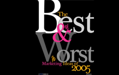 2005'in en iyi & kötü pazarlama fikirleri (Brandweek)
