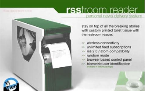 Tuvalette RSS