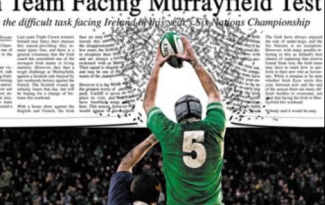 Guiness'in irlanda ragbi takımı sponsorluğu