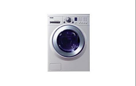 LG'den ilk ev tipi buharlı çamaşır makinesi
