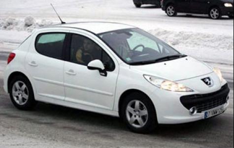 Peugeot 207 (olmamış)