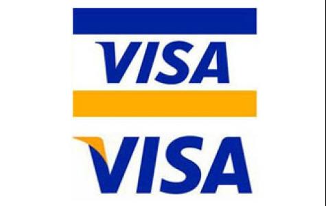 visa da logo değiştirdi