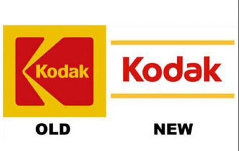 kodak'ın yeni logosu