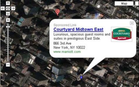 Google şimdi de Maps'e reklam almaya başladı