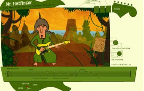 Gitarın Yoda'sı…