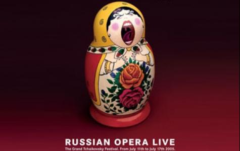 Rus Opera Gösterisi