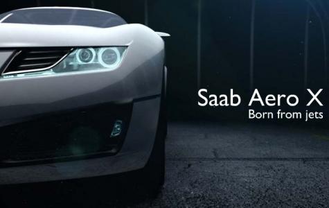 Saab Aero X – kuzeyli konsept
