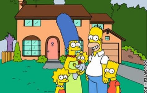 Simpsons hiç bu kadar gerçek olmamıştı!