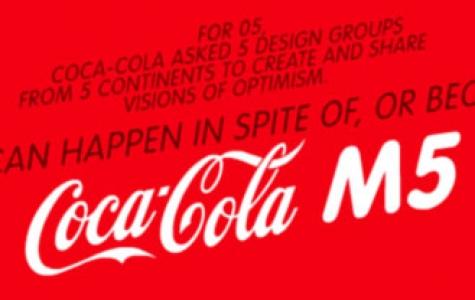 5 kıta, 5 studyo, 5 film / CocaCola M5 Project