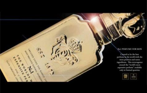 En pahalı parfüm: Clive Christian