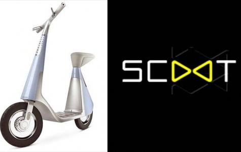 Tasarımcı elinden scooter: Scoot