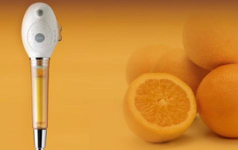 C vitaminli duş