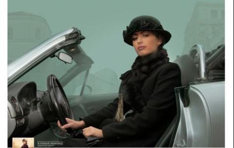 Mazda'dan sanatsal reklamlar serisi