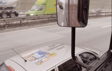 kamyoncu amcaya reklam