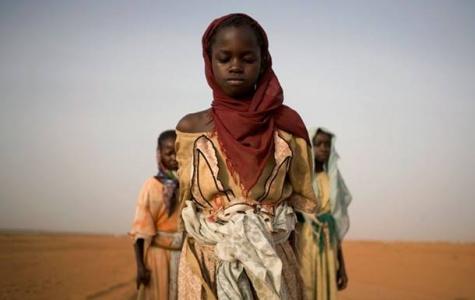 Darfur'daki yaşamı yansıtan oyun