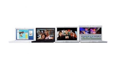 Meet the family. Apple MacBook.