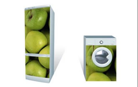 beyaz eşyalarınızı meyvelerle renklendirin!