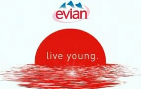 Evian'ın Waterboy filmi