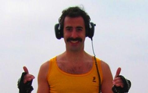 Borat'ın filmi geliyor