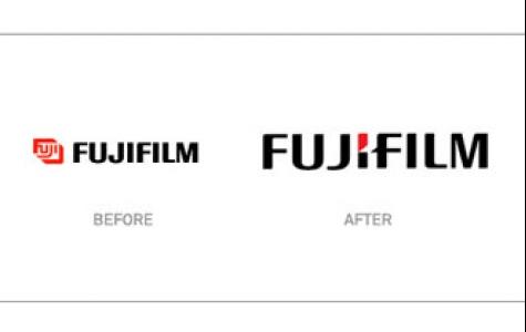 Fuji'nin yeni logosu