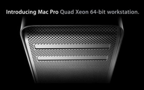 Introducing Mac Pro with Intel Xeon.