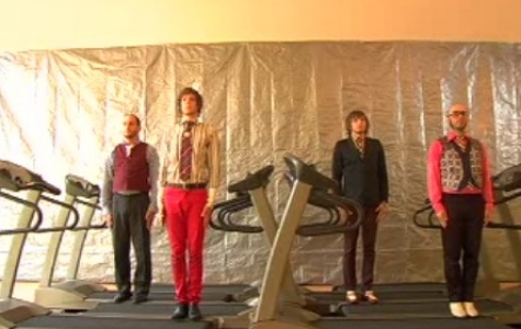 OK Go – Here It Goes Again