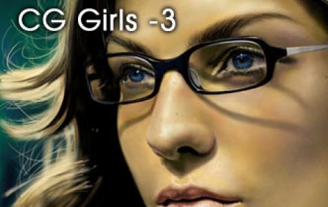 CG Girl -3 Winners