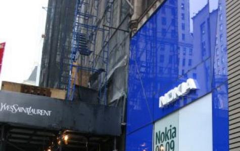 Nokia New York Mağazası