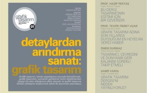 grafik tasarım dergisi