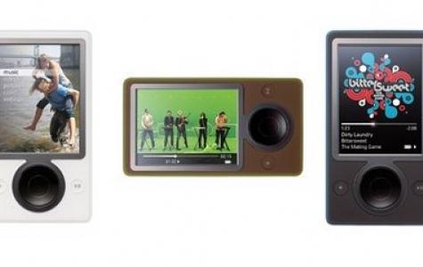iPod'a rakip Microsoft'dan Zune