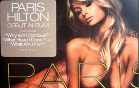 Banksy'nin Paris Hilton çalışması