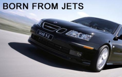 """Saab 9-7X """"Transformer"""" reklamı"""