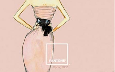 2007 İlkbahar modasının Pantone renkleri