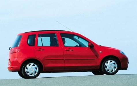 Otomatik Vites Mazda 2