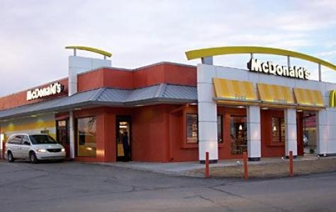 McDonald's değişimi