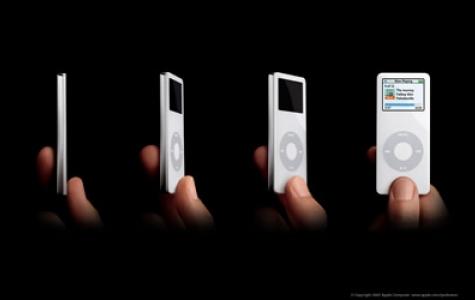 İyi ki doğdun iPod!