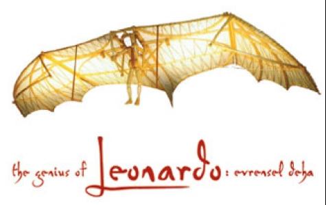 """""""Leonardo; Evrensel Deha"""" Rahmi Koç Müzesi'nde"""