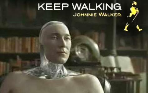 Johnnie Walker – Human