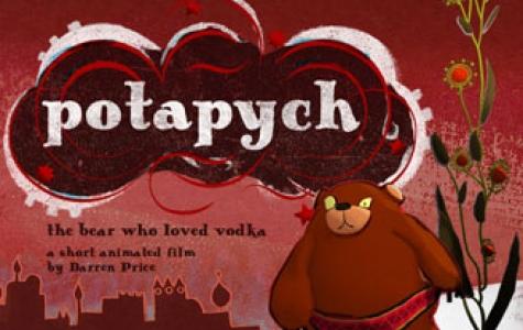 Potapych – the bear who loved vodka!!