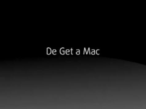 "De Get a Mac ""Türk işi"" :)"