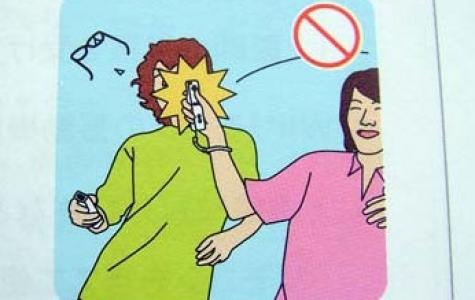 Nintendo Wii Güvenlik Klavuzu