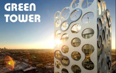 Miami Green Tower Projesi