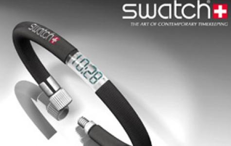 Swatch konsept – Lawrence Dawes