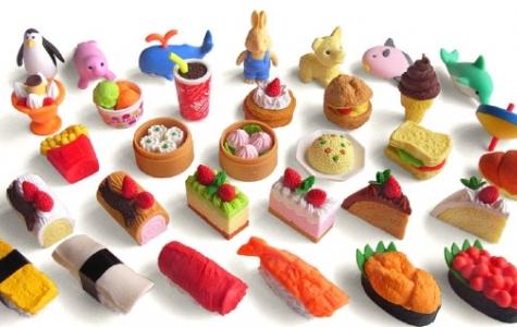 itasho mini eraser collection