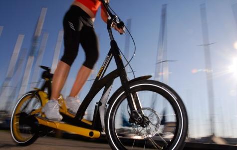 Aerobik + Bisiklet = Streetstepper!