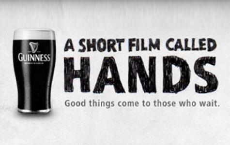 Guinness Bira Reklami – Hands