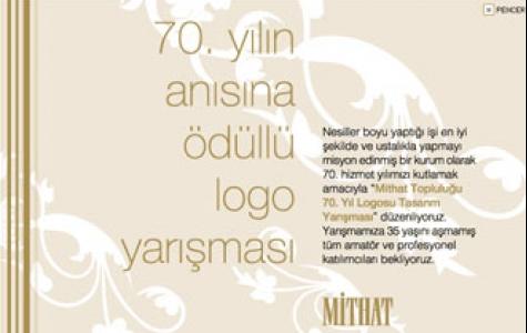 Mithat Topluluğu 70. Yıl Logo Yarışması
