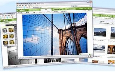 Picnik, edit photos online
