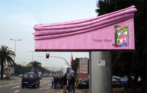 Süper Yumuşak Billboard