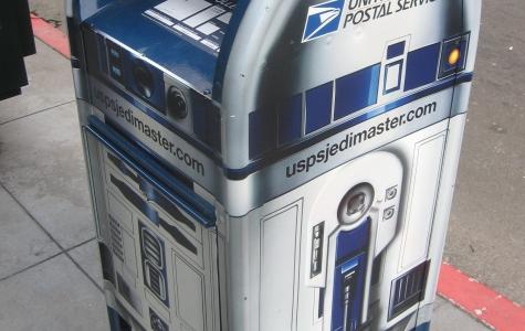 R2D2 Posta Kutuları